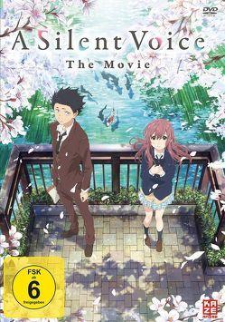 A Silent Voice – DVD von Yamada,  Naoko