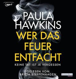 A Slow Fire Burning von Göhler,  Christoph, Hawkins,  Paula