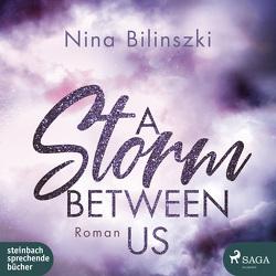 A Storm Between Us von Bilinszki,  Nina, Voss,  Sandra