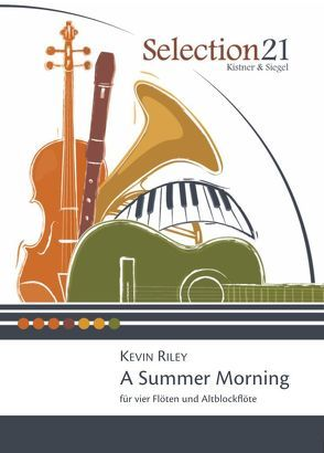 A Summer Morning von Riley,  Kevin