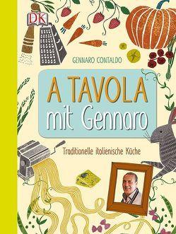 A Tavola mit Gennaro von Contaldo,  Gennaro