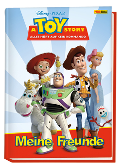 A Toy Story: Alles hört auf kein Kommando: Meine Freunde von Panini
