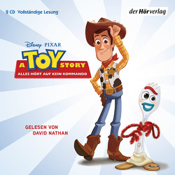 A Toy Story von Amor,  Claudia, Nathan,  David