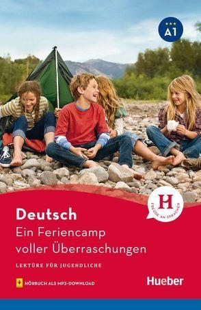 A1 / Ein Feriencamp voller Überraschungen von Weber,  Annette