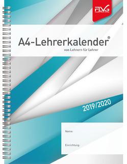 A4 Lehrerkalender von Lehrern für Lehrer 2019/2020 von Lückert,  Wolfgang