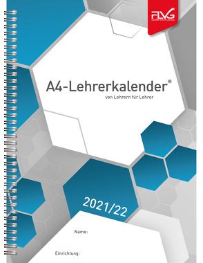 A4 Lehrerkalender von Lehrern für Lehrer 2021/2022 von Lückert,  Wolfgang