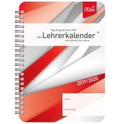 A5 Lehrerkalender von Lehrern für Lehrer 2019/2020 von Lückert,  Wolfgang