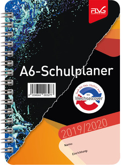 A6 Gymnasial-, Schul- und Studienplaner 2019/2020 von Lückert,  Wolfgang