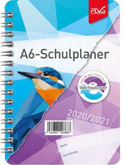 A6 Gymnasial-, Schul- und Studienplaner 2020/2021 von Lückert,  Wolfgang