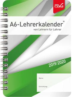 A6 Lehrerkalender von Lehrern für Lehrer 2019/2020 von Lückert,  Wolfgang