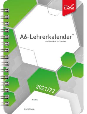 A6 Lehrerkalender von Lehrern für Lehrer 2021/2022 von Lückert,  Wolfgang