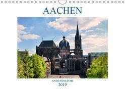 Aachen – Ansichtssache (Wandkalender 2019 DIN A4 quer) von Bartruff,  Thomas