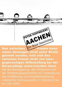 Aachen. Ein Stück Geschichte (VHS) von Hilpert,  Rafael, Ortens,  Artur, Poppmeier,  Peter, Schraffl,  Birgit, Schusser,  Michael