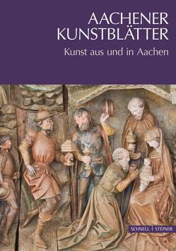 Aachener Kunstblätter 2018 von Preißing,  Dagmar