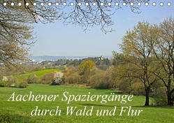 Aachener Spaziergänge durch Wald und Flur (Tischkalender 2020 DIN A5 quer) von Braunleder,  Gisela