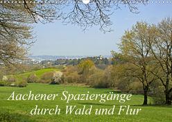 Aachener Spaziergänge durch Wald und Flur (Wandkalender 2020 DIN A3 quer) von Braunleder,  Gisela