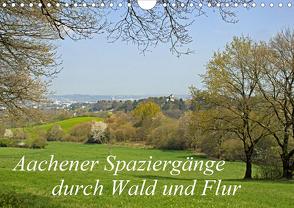 Aachener Spaziergänge durch Wald und Flur (Wandkalender 2020 DIN A4 quer) von Braunleder,  Gisela