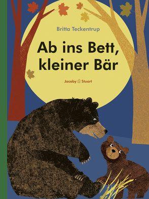 Ab ins Bett, kleiner Bär von Teckentrup,  Britta