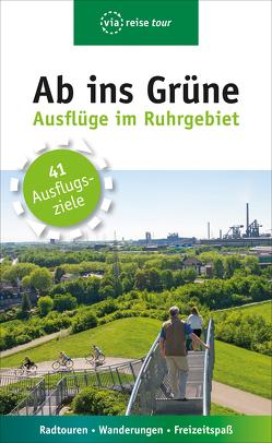Ab ins Grüne – Ausflüge im Ruhrgebiet von Moll,  Michael