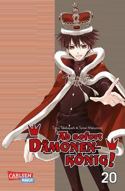 Ab sofort Dämonenkönig! 20 von Ilgert,  Sakura, Matsumoto,  Temari, Takabayashi,  Tomo