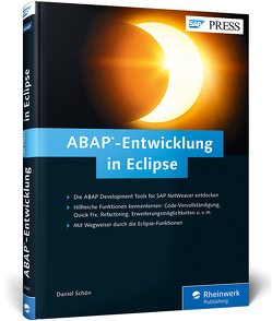 ABAP-Entwicklung in Eclipse von Schön,  Daniel