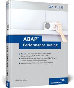 ABAP Performance Tuning von Gahm,  Hermann