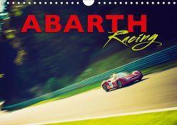 Abarth Racing (Wandkalender 2019 DIN A4 quer) von Hinrichs,  Johann