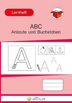 ABC Anlaute und Buchstaben von Kalberla,  Geraldine