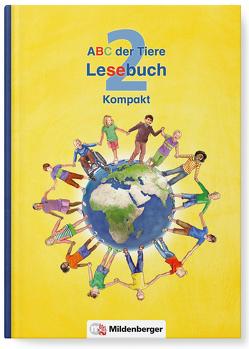ABC der Tiere 2 – Lesebuch Kompakt von Drecktrah,  Stefanie, Erdmann,  Bettina, Kuhn,  Klaus
