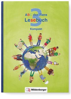 ABC der Tiere 3 – Lesebuch Kompakt von Kuhn,  Klaus
