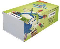 ABC der Tiere 3 – Wortkarten in 5-Fächer-Lernbox · Neubearbeitung