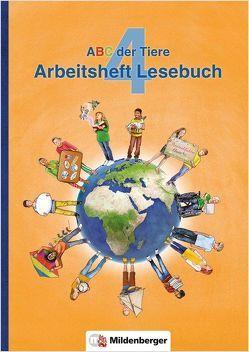 ABC der Tiere 4 – Folien Sprachbuch · Neubearbeitung von Kuhn,  Klaus
