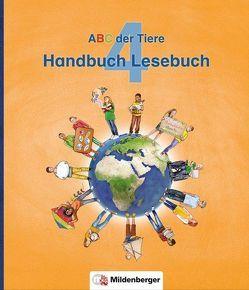 ABC der Tiere 4 – Handbuch Lesebuch · Neubearbeitung von Kuhn,  Klaus