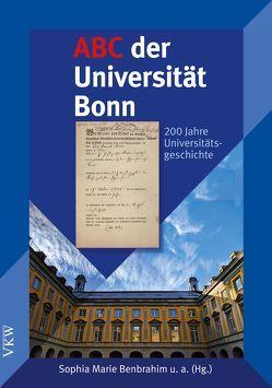 ABC der Universität Bonn von Benbrahim,  Sophia Marie