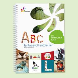 fantassimo – ABC fantasievoll entdecken • ABC & Buchstaben lernen, Erstleser, Sprachförderung, Spielmaterial, Wortkarten für Kinder von 5 – 7 Jahre von Himmelsbach,  Katrin