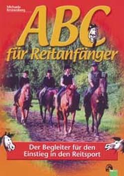 ABC für Reitanfänger von Kronenberg,  Michaela