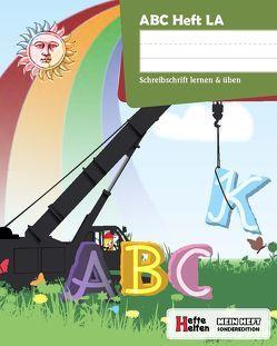 ABC Heft LA von Steinkellner,  Barbara