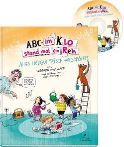 ABC – Im Klo stand mal ein Reh von Holzwarth,  Werner, L'Arronge,  Lilli