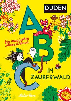 Abc im Zauberwald von Brasseler,  Kristina, Drews,  Judith, Peter,  Andrea