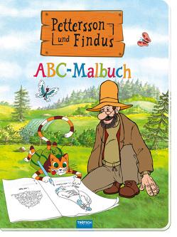 """ABC-Malbuch """"Pettersson & Findus"""""""