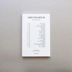 Abecedarium Zur Peripherie von Hirschbichler,  Michael, Marc Angélil & Michael Hirschbichler
