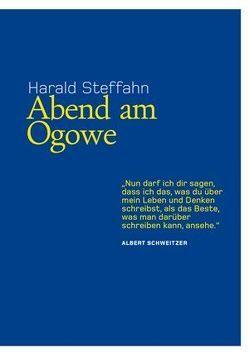 Abend am Ogowe von Steffahn,  Harald