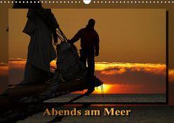 Abends am Meer (Wandkalender 2019 DIN A3 quer) von Stoerti-md
