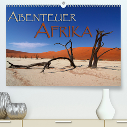 Abenteuer Afrika (Premium, hochwertiger DIN A2 Wandkalender 2020, Kunstdruck in Hochglanz) von Pohl,  Gerald
