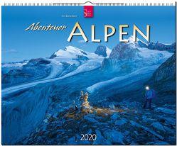 Abenteuer Alpen von Kürschner,  Iris