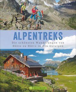Abenteuer Alpentreks von Zahel,  Mark