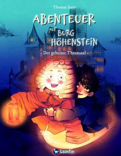 Abenteuer auf Burg Höhenstein von Heuten,  Vanessa, Sterr,  Thomas