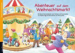 Abenteuer auf dem Weihnachtsmarkt von Horst,  Stefan, Sigg,  Stephan