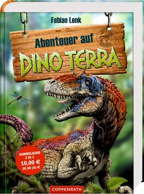 Abenteuer auf Dino Terra von Goldschalt,  Tobias, Lenk,  Fabian