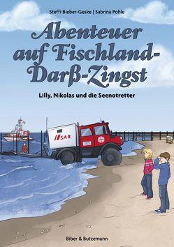 Abenteuer auf Fischland-Darß-Zingst von Bieber-Geske,  Steffi, Pohle,  Sabrina
